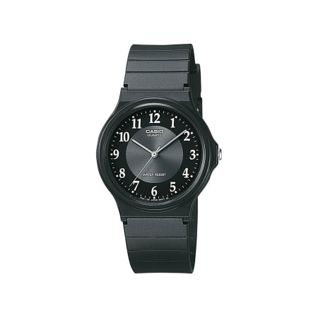 Casio - Montre Collection MQ-24-1B3LLEG Noir