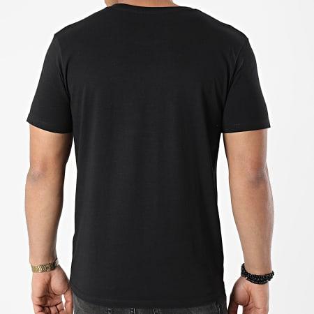 Seth Gueko - Tee Shirt De Père En Fils Noir