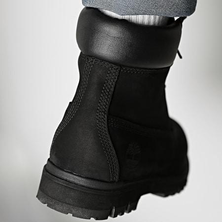 Timberland - Boots Radford 6 Inch Waterproof A1JI2 Black Nubuck
