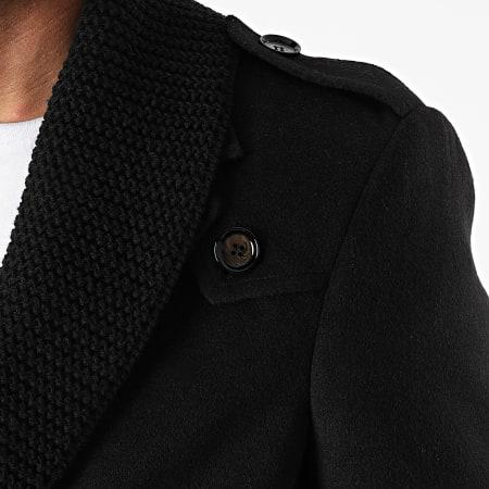 Classic Series - Manteau 11271 Noir
