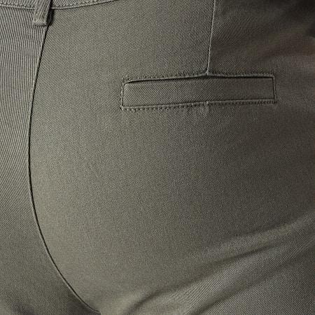 LBO - Pantalon Chino Skinny 1443 Kaki