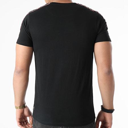 Captain Tsubasa - Tee Shirt A Bandes GEN1 Noir