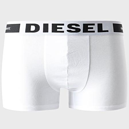 Diesel - Lot De 3 Boxers Kory 00CKY3-0BAOF Noir Blanc Gris Chiné