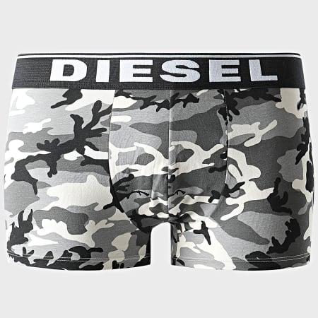 Diesel - Lot De 3 Boxers Damien 00ST3V-0WBAE Noir Gris Chiné Gris Camouflage