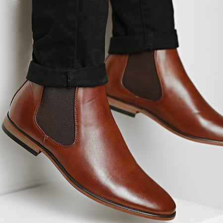 Classic Series - Chelsea Boots GH3072 Brown