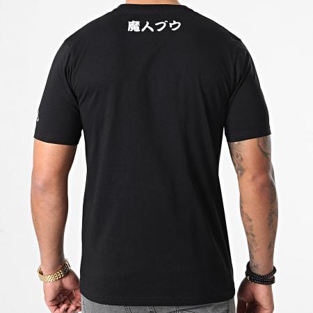 Dragon Ball Z - Tee Shirt Selfie Buu 2 Noir