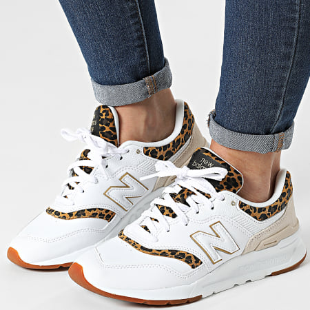 New Balance - Baskets Femme Classics Traditionnels 997H 819071 White