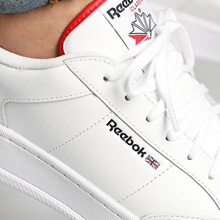 Reebok - Baskets Ad Court FX1355 Footwear White Vector Navy Vector Red