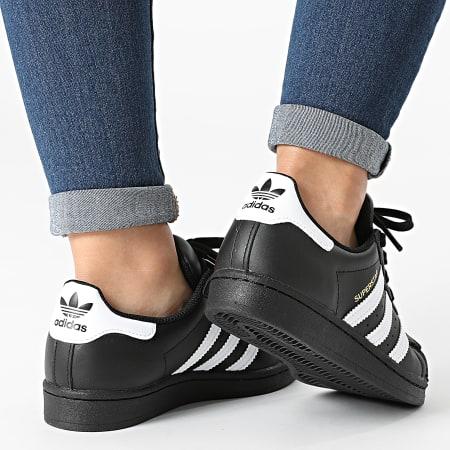 adidas - Baskets Femme Superstar EF5398 Core Black Footwear White
