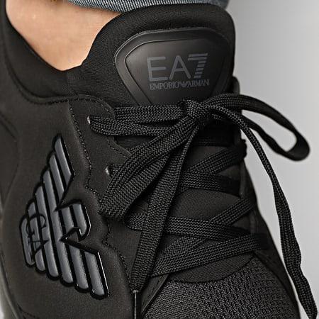 EA7 Emporio Armani - Baskets X8X056-XCC56 Triple Black Anthracite
