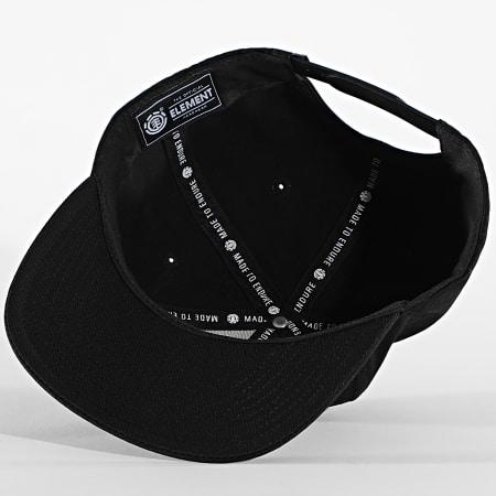 Element - Casquette Snapback Knutsen Noir