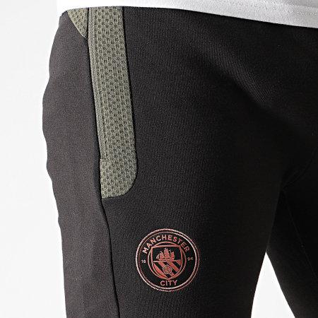 Puma - Pantalon Jogging Manchester City Evostripe Noir