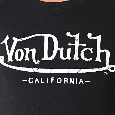 Von Dutch - Tee Shirt Life NRJ Noir