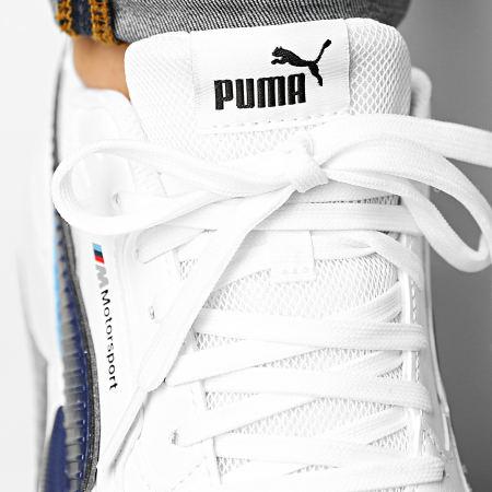 Puma - Baskets X-Ray 2 BMW M Motorsport 306771 Puma White Blueprint