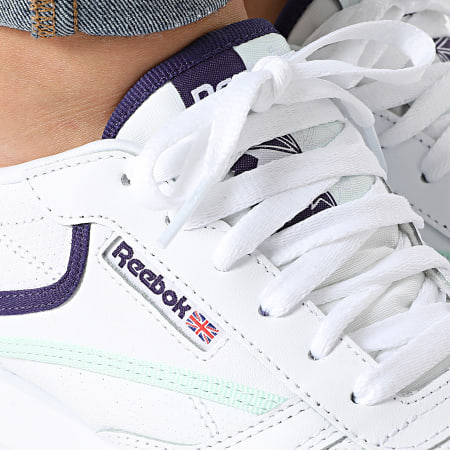 Reebok - Baskets Femme Classic Leather FX5023 White