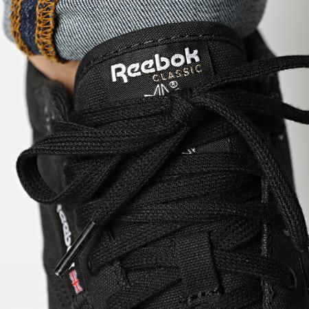 Reebok - Baskets Club C Coast G58769 Black White Reebok Rubber Gum