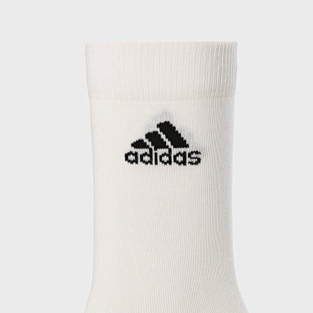 adidas - Lot De 3 Boxers DZ9393 Blanc
