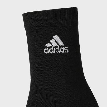 adidas - Lot De 3 Paires De Chaussettes DZ9394 Noir
