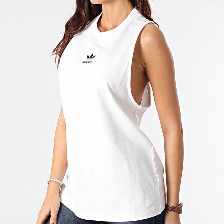 adidas - Débardeur Femme Adicolor Classics GN2888 Blanc