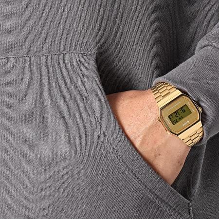 adidas - Sweat Capuche Essential GN3388 Gris