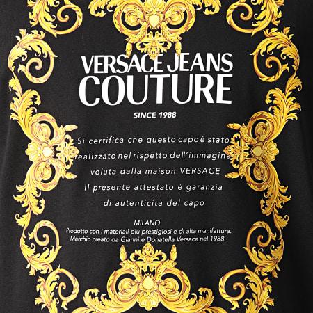 Versace Jeans Couture - Tee Shirt GWA7TJ Noir