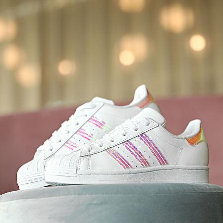 Adidas Originals - Baskets Femme Superstar FV3139 Footwear White ...