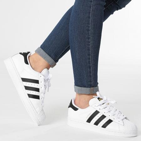 adidas - Baskets Femme Superstar FU7712 Footwear White Core Black