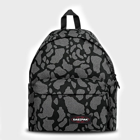 Eastpak - Sac A Dos Padded Pak'r Animal Shine Spots Noir Argent