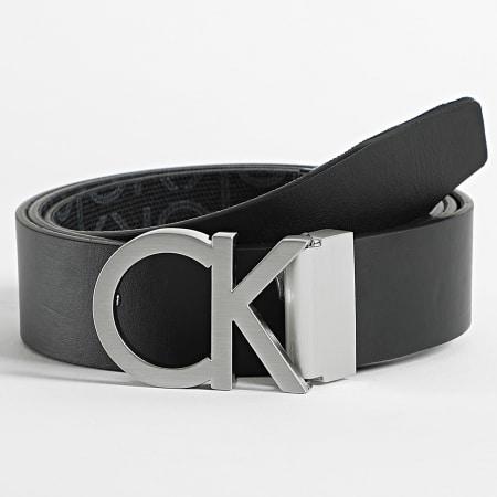 Calvin Klein - Ceinture Réversible Adjustable New Mono 5460 Noir