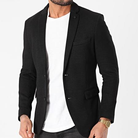 Esprit - Veste Blazer 990EE2G301 Noir