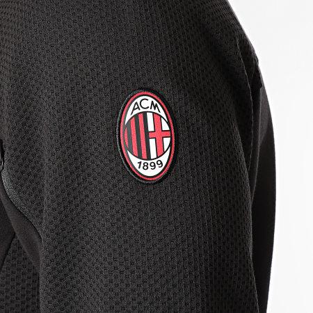 Puma - Veste Zippée AC Milan Evostripe Noir