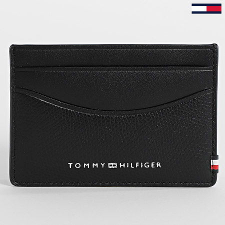 Tommy Hilfiger - Porte-cartes Business Mini 6510 Noir