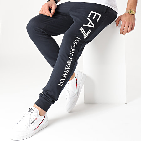 EA7- Pantalon Jogging 8NPPC3-PJ05Z Bleu Marine