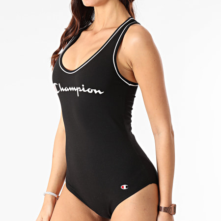 Champion - Body Femme Y0AAZ Noir