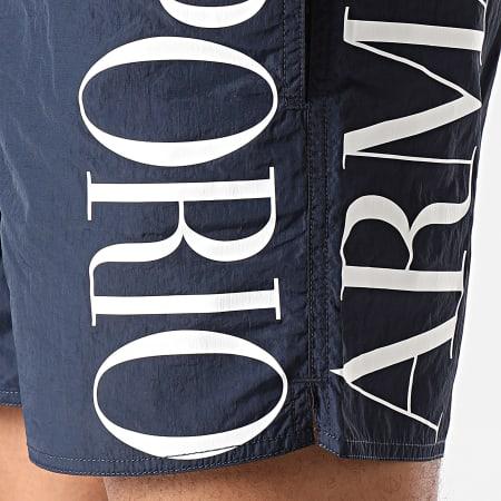 Emporio Armani - Short De Bain 211740-1P414 Bleu Marine