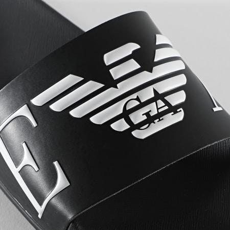 Emporio Armani - Claquettes X4PS06-XM760 Noir