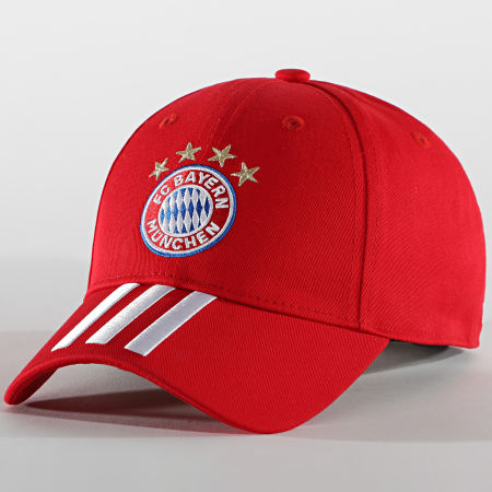 adidas - Casquette Bayern Munchen FS0198 Rouge