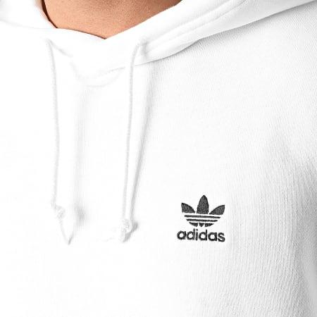 adidas - Sweat Capuche Essential GP0931 Ecru