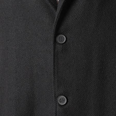 Classic Series - Manteau 6087 Noir