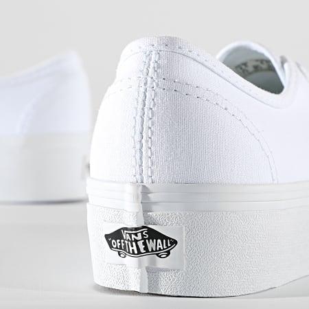 Vans - Baskets Authentic Platform A3AV8W001 True White