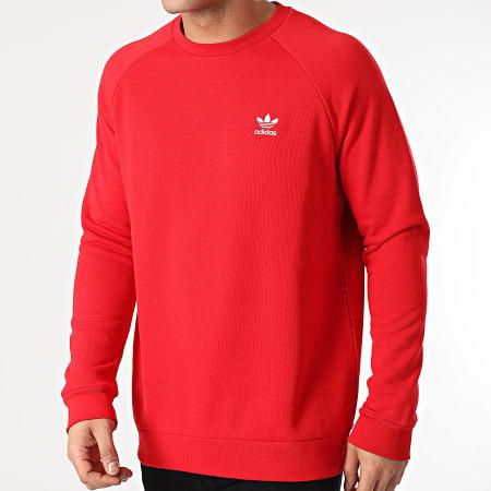 adidas - Sweat Crewneck Essential GN3412 Rouge