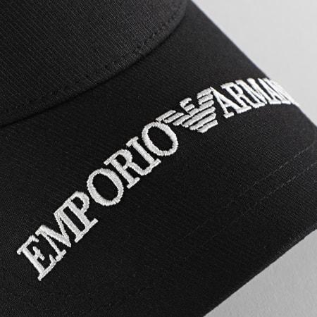 Emporio Armani - Casquette 627570-1P560 Noir