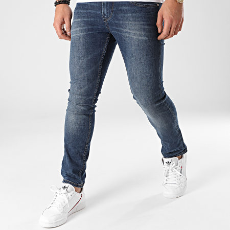 Tom Tailor - Jean Regular 1008286-XX-12 Bleu Denim