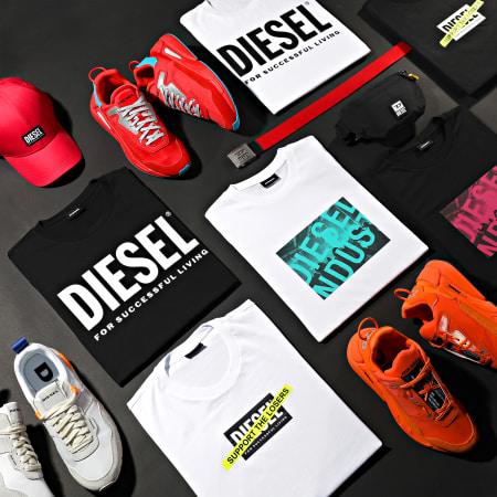 Diesel - Tee Shirt Diegos 0AAXJ Blanc
