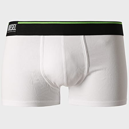 Diesel - Lot De 3 Boxers Damien Organic 00ST3V-0DDAM Noir Blanc