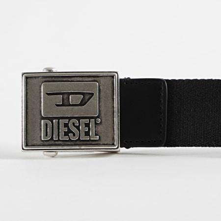 Diesel - Ceinture X07760-P1831 Noir