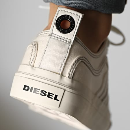 Diesel - Baskets Astico Low Lace Y01873-PR012 Star White