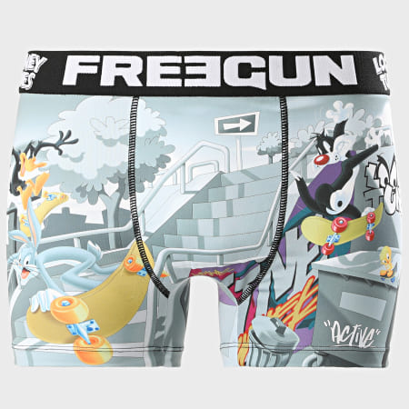 Freegun - Boxer Looney Tunes Gris