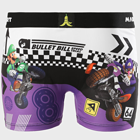 Freegun - Boxer Mario Kart Violet