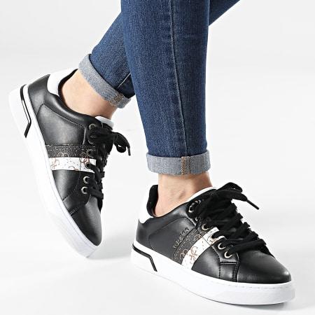 Guess - Baskets Femme FL5REELE12 Black Black
